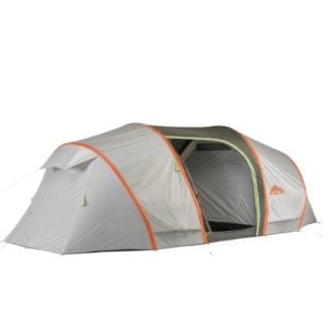 Kelty Mach 6 man inflatable tent up