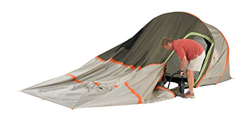 Kelty Mach 6 man inflatable tent airpitch