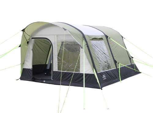 Sunncamp Breton 500 inflatable tent - outside