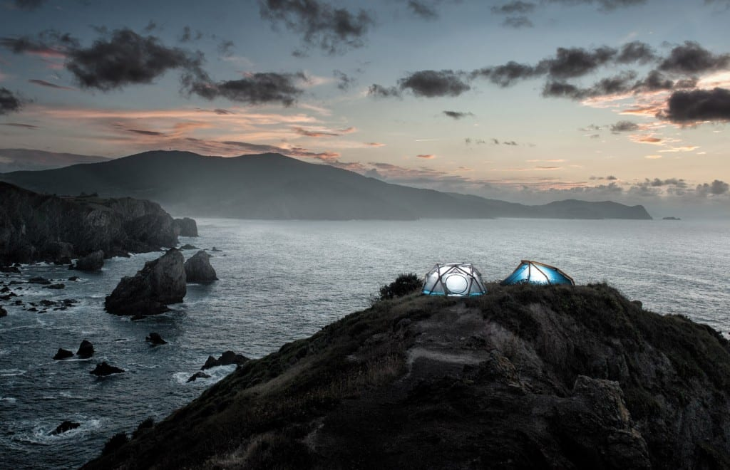 Best inflatable tents 2016?