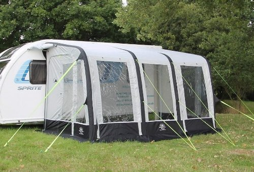 Sunncamp Ultima Air 390 Plus Porch Awning - Inflatable