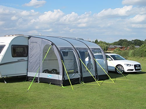 Kampa Rally 390 Air Easy Inflate Awning Inflatable
