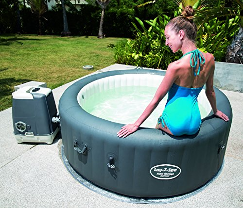 Lay Z Spa Palm Springs Hydro Jet Inflatable
