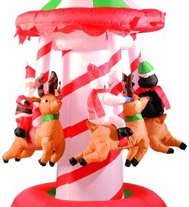 Inflatable Christmas decoration clearance | SALE