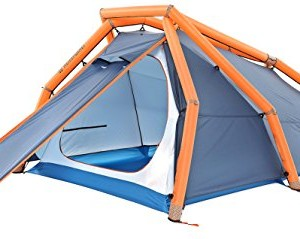 Heimplanet Wedge Inflatable Tent opened
