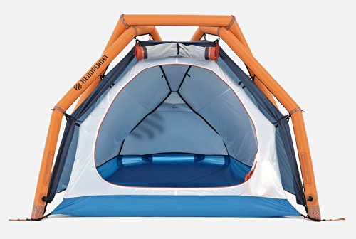 Heimplanet Wedge Inflatable Tent inside
