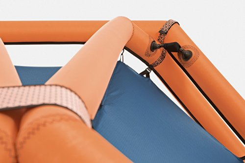 Heimplanet Wedge Inflatable Tent geodesic structure