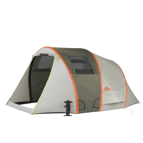 Kelty Mach 4 man inflatable tent