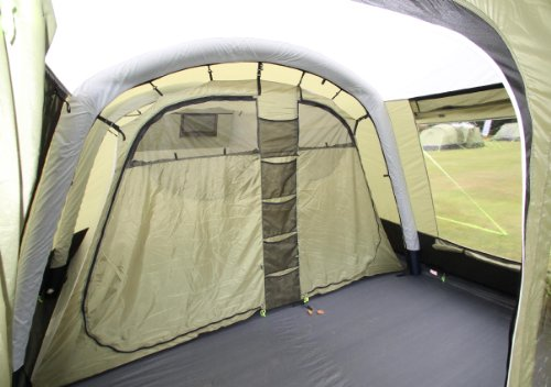 Sunncamp Breton 500 inflatable tent - inside