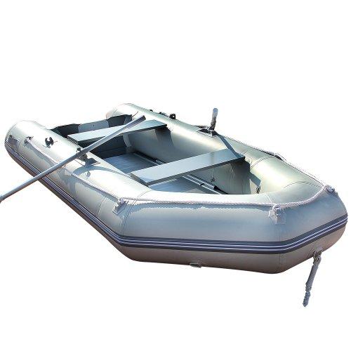 Jago SLBT01AB Inflatable Dinghy With Alumnium Hull, 4