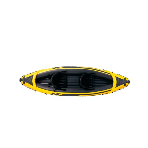 Intex Explorer K2 inflatable Kayak - top