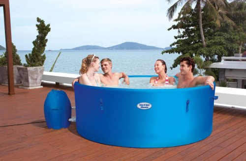 Lay-Z-Spa-Monaco-Inflatable-Hot-Tub-2013-8-PersonBW54113-Free-Delivery-RRP-74999-0