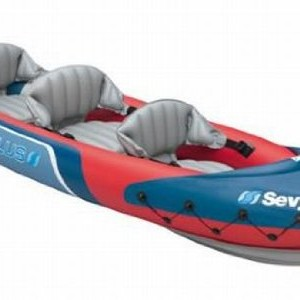 Sevylor Tahiti Plus Inflatable Kayak