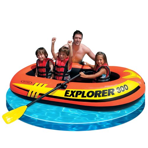 intex explorer pro 300 inflatable boat inflatable