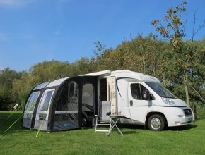 Kampa Motor Rally Pro Air 260xl Inflatable Motorhome