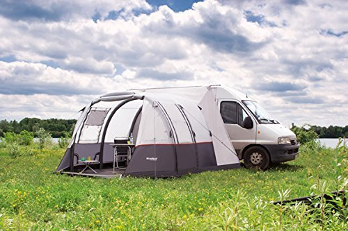 Quest Leisure Easy Air 310 Lightweight Inflatable Motorhome Campervan Freestanding Driveaway Awning
