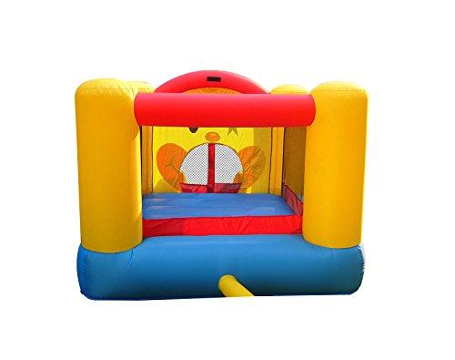 Happy hop clown bouncy castle and slide inflatable for Happy hop inflatable water slide