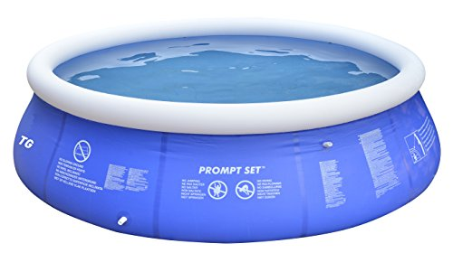 10ft Instant Garden Pool Easy Setup Garden Inflatable Swimming Pool Round 10ft Pool By