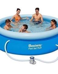 Intex Swim Centre Family Lounge Pool Inflatable