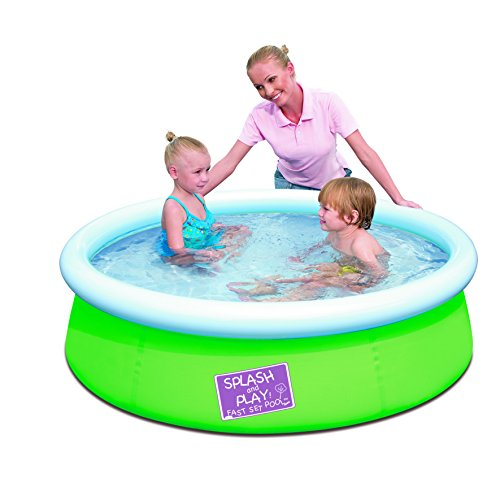 Bestway My First Fast Set Above Ground Pool Multicoloured Inflatable