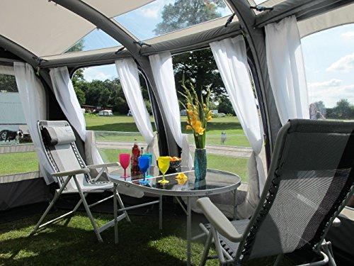 Kampa Rally Ace Air 400 Large Inflatable Caravan Porch