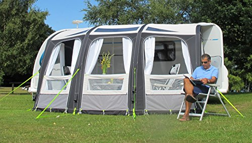Kampa Rally Ace Air 400 Large Inflatable Caravan Porch