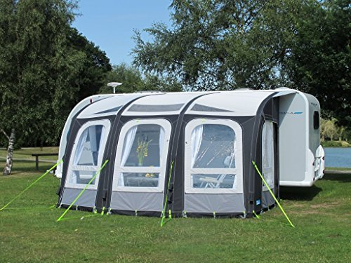 Kampa Rally Ace Air 400 Large Inflatable Caravan Porch ...
