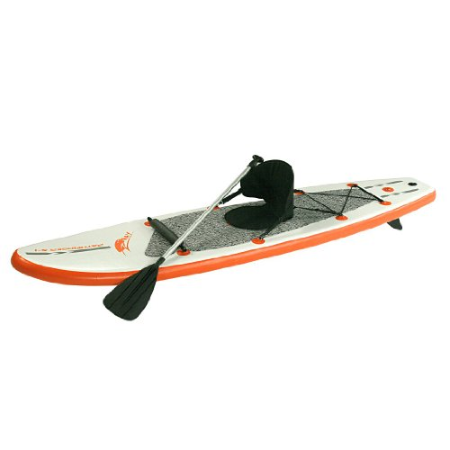 Blueborn Pathfinder Z Ray Sup Stand Up Sit On Paddle Board