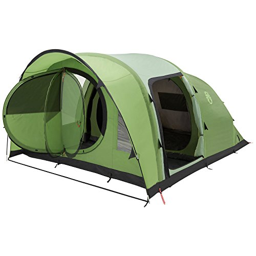 COLEMAN FastPitch Air Valdes 4 inflatable 4 person family tent Green 4000mm water column 10m² living/sleeping space 2 bedrooms - Inflatable  sc 1 st  Inflatable & COLEMAN FastPitch Air Valdes 4 inflatable 4 person family tent ...