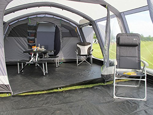 & Kampa Croyde 6 Air Tent - Inflatable