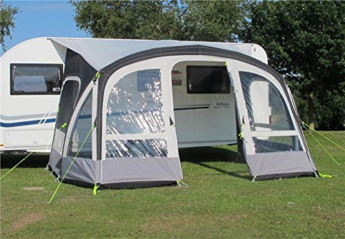 Kampa Fiesta Air Pro 350 Inflatable Caravan Porch Awning
