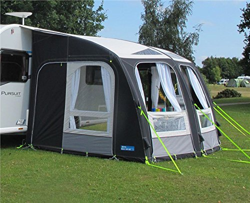 Kampa Rally Ace Air 300 Inflatable Caravan Porch Awning