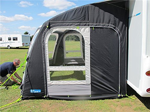Kampa Rally Ace Air 400 Inflatable Caravan Porch Awning