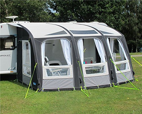 kampa rally ace air 400 inflatable caravan porch awning 2016 inflatable. Black Bedroom Furniture Sets. Home Design Ideas