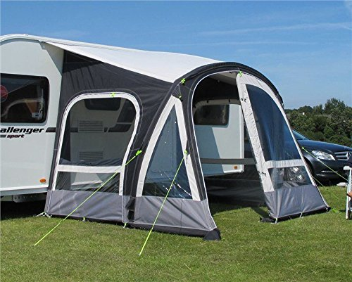 Kampa Fiesta Air Pro 280 Inflatable Caravan Porch Awning