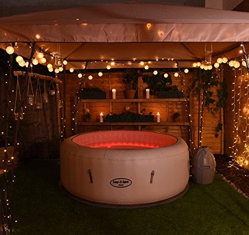 lay z spa paris inflatable. Black Bedroom Furniture Sets. Home Design Ideas