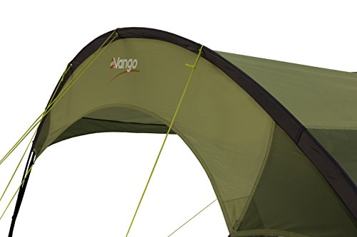 Vango Odyssey 500SC Tent With Sun Canopy