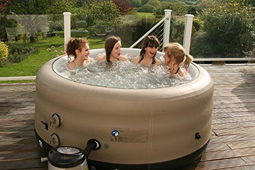 Lovely Canadian Spa   Rio Grande Portable Spa / Hot Tub   4 Person   Inflatable