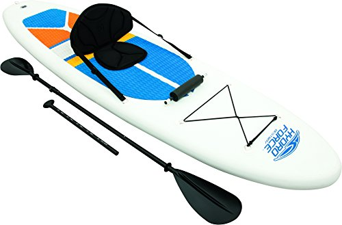 Hydro Force 10ft Inflatable Stand Up Paddle Board Sup With