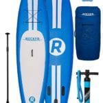 iRocker 304 best inflatable stand up paddle board