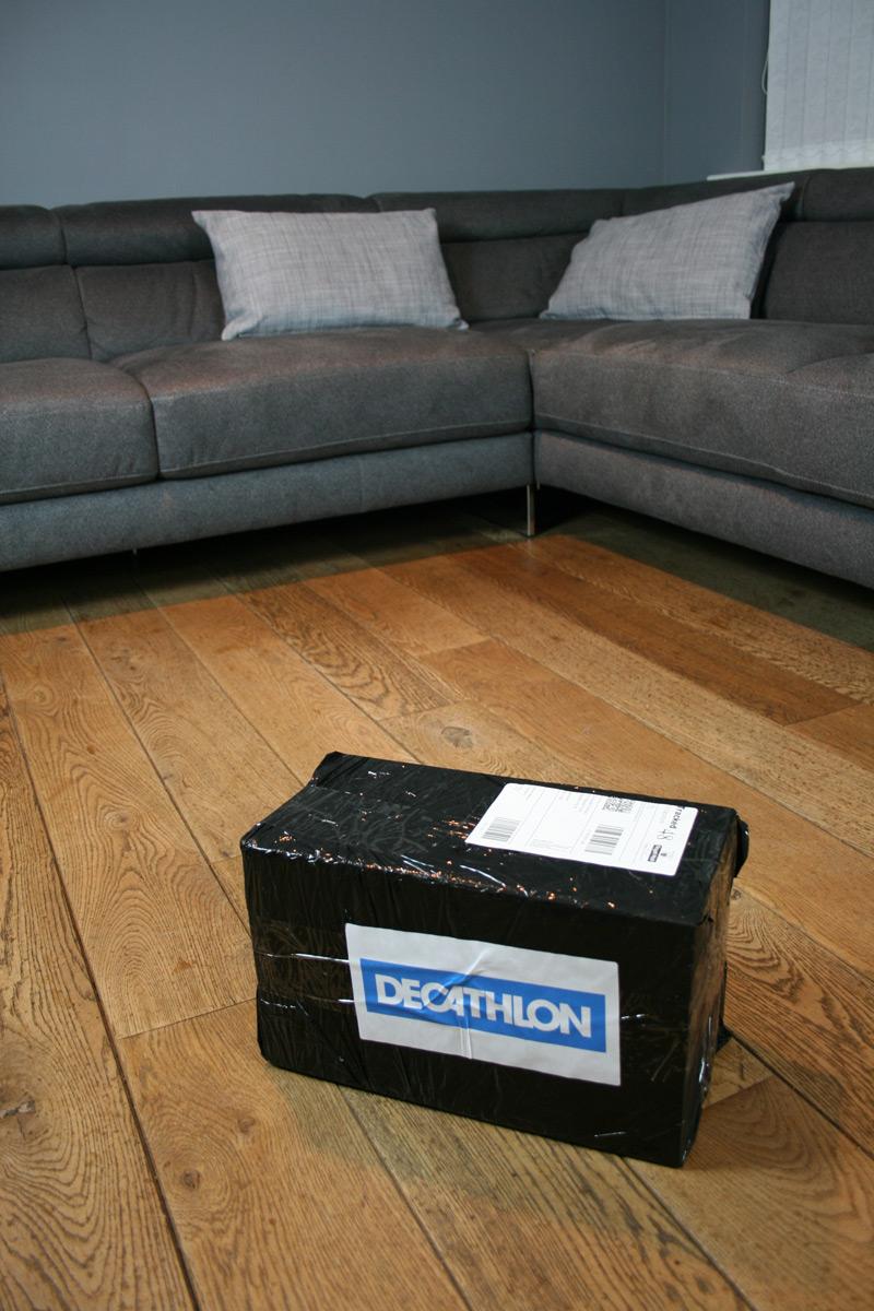 Quechua Air Comfort 120 - package