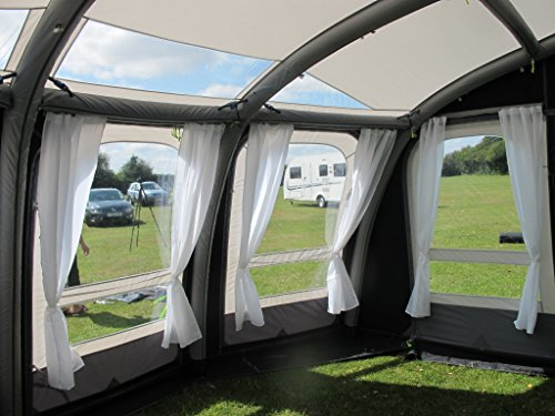 Kampa Ace Air Pro 400 2017 Inflatable Caravan Awning