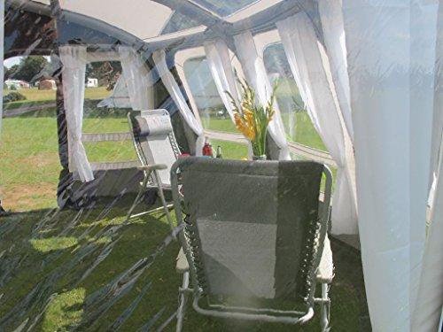 Kampa Ace Air Pro 400 2017 Inflatable Caravan Awning