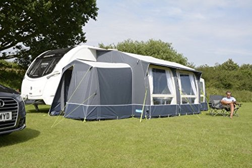 Kampa Classic Expert Caravan Awning Inflatable Tall Annex