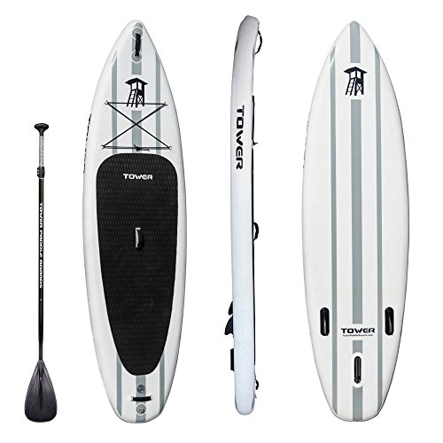 Tower Inflatable 10 4 Quot Stand Up Paddle Board 6 Inches