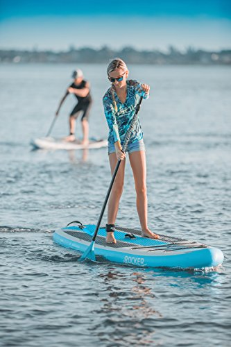 Irocker Cruiser Inflatable Stand Up Paddle Board 10 6