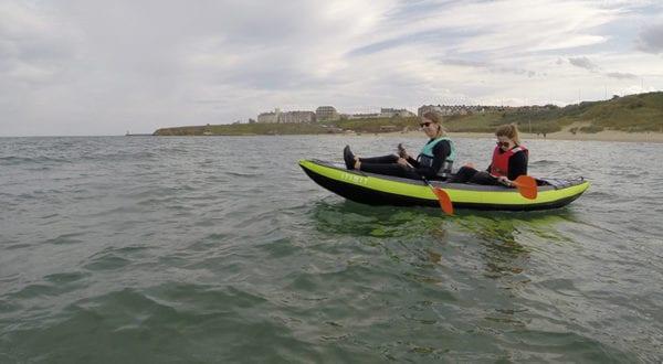 Kayak tynemouth